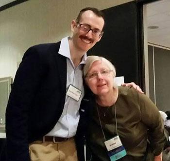 Sue with Jacob Shwartz-Lucas