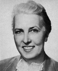 Margaret Bateman in 1944